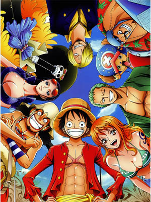 One Piece 555/?? (HD/Ligero) [396p/720p] [AVI-MP4] [Sub.Español] [DF/MF+]
