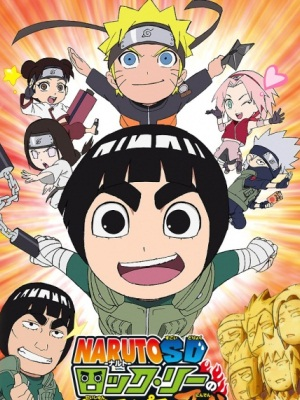 Naruto SD 14 (Rock Lee) - [HD/Ligero] [480p/720p] [Sub.Español] [MP4] [FS/MF+]